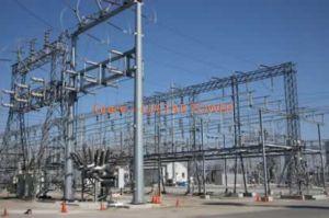 Torretta d'acciaio della trasmissione di prezzi piacevoli per la linea elettrica dalla fabbrica certificata ISO90001