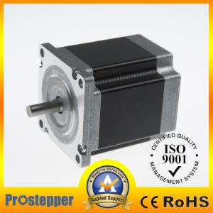 NEMA 24 Fase 2/3 versión híbrida de tipo estándar/Motor de pasos para la CNC Máquina de coser