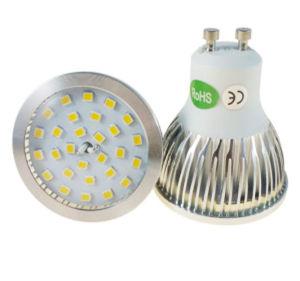 85-265V WS 5W GU10 Socket LED Spotlight mit Warm White