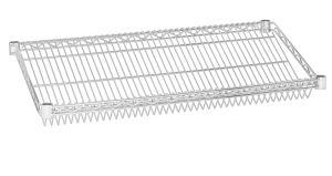 Cable de metal mayorista DIY Panadería Mostrar bandeja para rack Factory