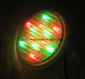 Iluminación subacuática de la luz de la piscina RGB LED de 12 V IP68