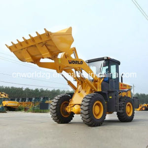 1.8m3 Bucket 3ton Loader voor Sale