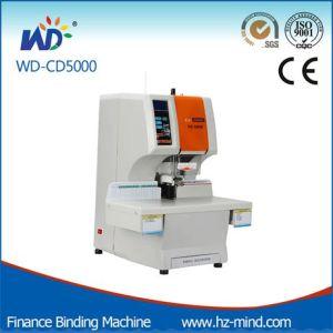 Financiación automática máquina de encuadernación CD-5000