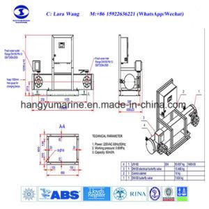 1~60m3/H水処理紫外水滅菌装置の紫外線滅菌装置