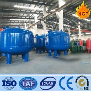 Filtro de arena industrial Mmf Sistema de filtración de agua Filtro de arena