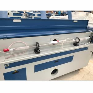 Taglio Mixed del laser del CO2 e macchina per incidere con l'indicatore luminoso del LED