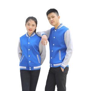 의류 운동복 겨울 주문 도매 Mens 야구 재킷