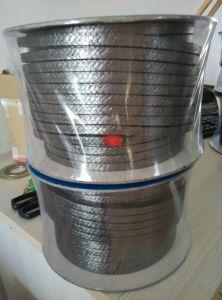 Grafietdie Verpakking met Draad Inconel wordt versterkt