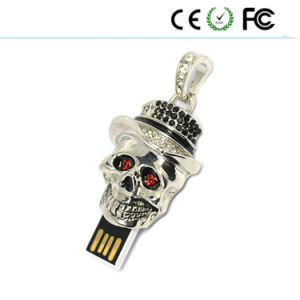 Террор лицо в головной части головки блока цилиндров флэш-накопитель USB диск памяти Memory Stick™
