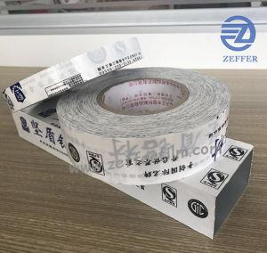 Noir blanc Film protecteur pour profil en aluminium avec Water-Based acrylique