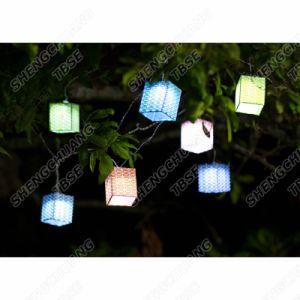 خارجيّ [لد] شمعيّة [إدلويسّ] خيط أضواء