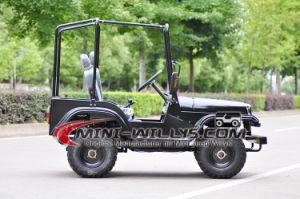 2016 nuevo tamaño adulto Jeep mini Willys Disponible en 150cc y 200cc motor Gy6