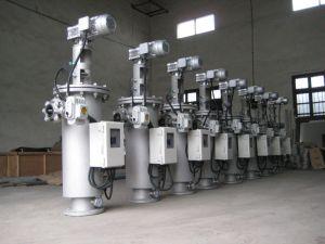 Automatisches selbstreinigendes Wasser-Filter-System