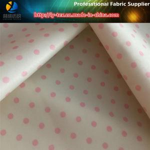 의복을%s 직물을 인쇄하는 점 폴리에스테 능직물 견주