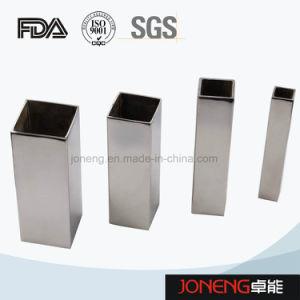 De Holle Vierkante Buizen van het roestvrij staal (jn-PT1001)