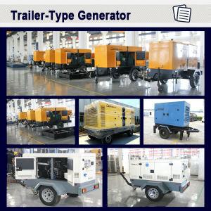 Diesel Genset van de Motor van Doosan Draagbare Macht die Vastgestelde Elektrische Generator produceren