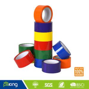 BOPPのボックスシーリングのための低雑音のパッキングテープを着色しなさい
