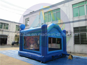 Moonwalk baratos inflables de rebote de la casa de rebote para niños