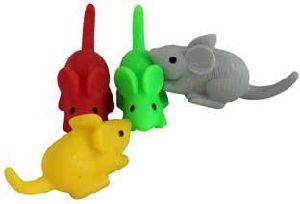 Kleines Mäusespielzeug-Vinylspielzeug