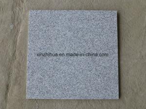 China Classic gris claro/Sal y pimienta/Impala de granito gris/G603/pulido para pisos de losa flameado mosaico/encimera superior/trabajo/cocina Top/Vanidad Top