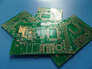 Camada 4 do PCB RO RO44504003c e b em combinação com os cegos através