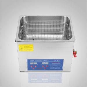 cestino industriale del temporizzatore del riscaldatore di Digitahi del pulitore ultrasonico 15L