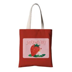 Sac de toile de coton personnalisés Couverture sac de linge de coton Logo personnalisé sac