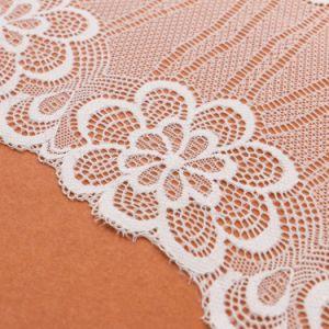 販売のための熱い販売ポリエステル多彩な蝶刺繍のネットのレース