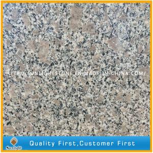 中国の最も安い真珠の花の薄い灰色G383花こう岩の床タイル