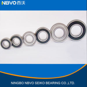 Rodamiento de acero inoxidable de bajo ruido (RME117ZZ)