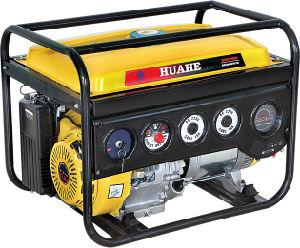 HH5850 Jaune 5kw générateur à essence
