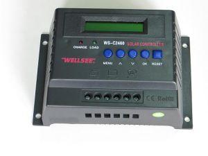 Het Controlemechanisme van de Last PWM van WELLSEE ws-C2460 60A 12/24V