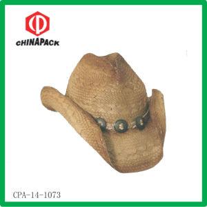 De westelijke Gevoelde Hoeden van de Cowboy van het Stro (cpa-14-1073)