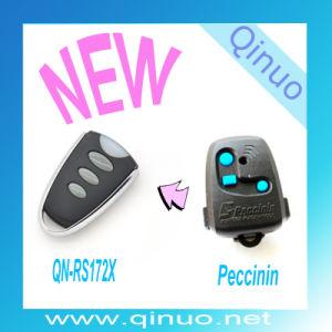 De nouvelles portes de garage à code évolutif Peccinin Commande à distance des émetteurs Qn-RS172X