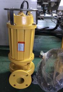 Qw series Electric sumergible de Aguas Residuales bomba para agua sucia