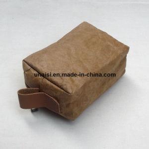 DuPont Tyvek embrague impermeable bolsa de cosméticos bolsa de aseo de maquillaje