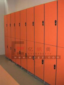 HPL fenólicos roupeiro para Sauna&Vestiário