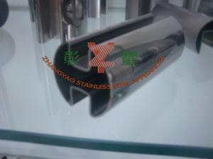 Tubo rotondo della scanalatura dell'acciaio inossidabile