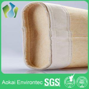 아스팔트 섞는 플랜트 이용된 450g (16OZ) Conex 먼지 수집가 여과 백