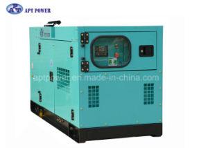 15kVA / 12kw Quanchai l'ensemble générateur d'alimentation