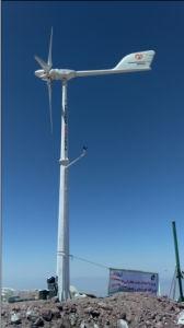 格子ピッチの制御された風力発電機