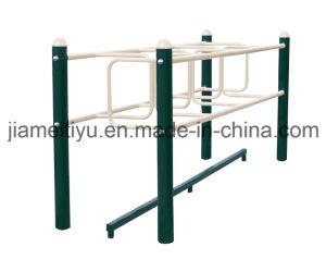 Equipos de gimnasia al aire libre de la serie Lujing entrenador ciático