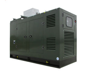 50kw de Prijs van de Generator van het Gas van LPG voor Korting met de Beroemde Motor van het Merk