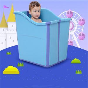 As vendas de cor / Crianças balde. Venda Direta de fábrica banheira de bebé dobrável