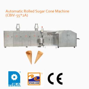 Cône de sucre laminé automatique machine (CBIV-55*2A)