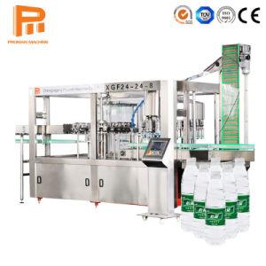 L'eau minérale automatique Machine d'emballage de remplissage