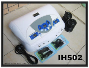 MP3 Dual Cell SPA Ion Cleanse Detox la máquina (IH502)