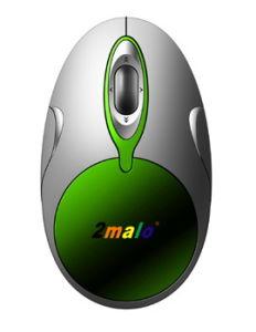 3d Getelegrafeerde Mini Optische Muis (wp-M116)
