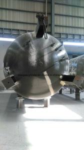 100000L tanques criogênicos verticais