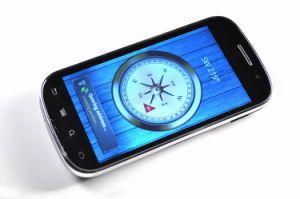 TV Telefone móvel o Android 2.2 GPS WiFi 4.0 Resistência Tela sensível ao toque (A1000)